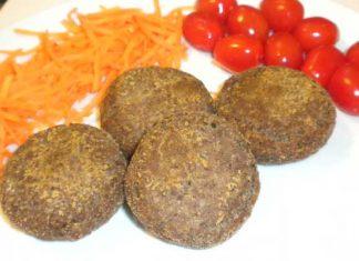 Polpette croccanti di manzo e patate