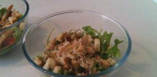 Caesar salad al pollo