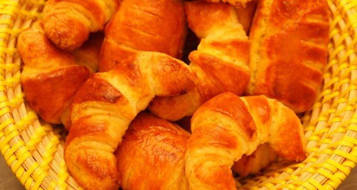 Croissants alle mele