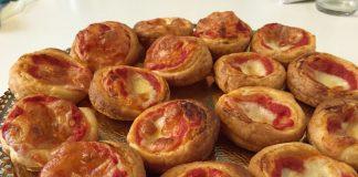 Pizzette velocissime