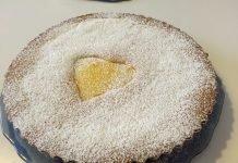 Crostata crema e marmellata