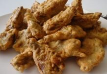 Carciofi di Sant'Erasmo fritti