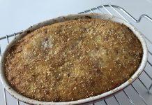 Tortino di patate prosciutto e senape