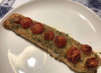 Salmone light ai pomodorini