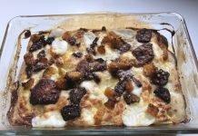 Cannelloni alla zucca e porcini