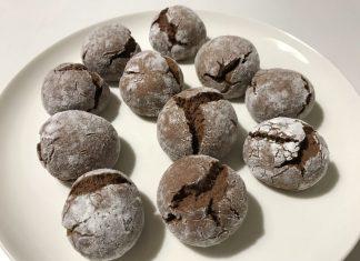 Biscotti al cioccolato soffici e veloci