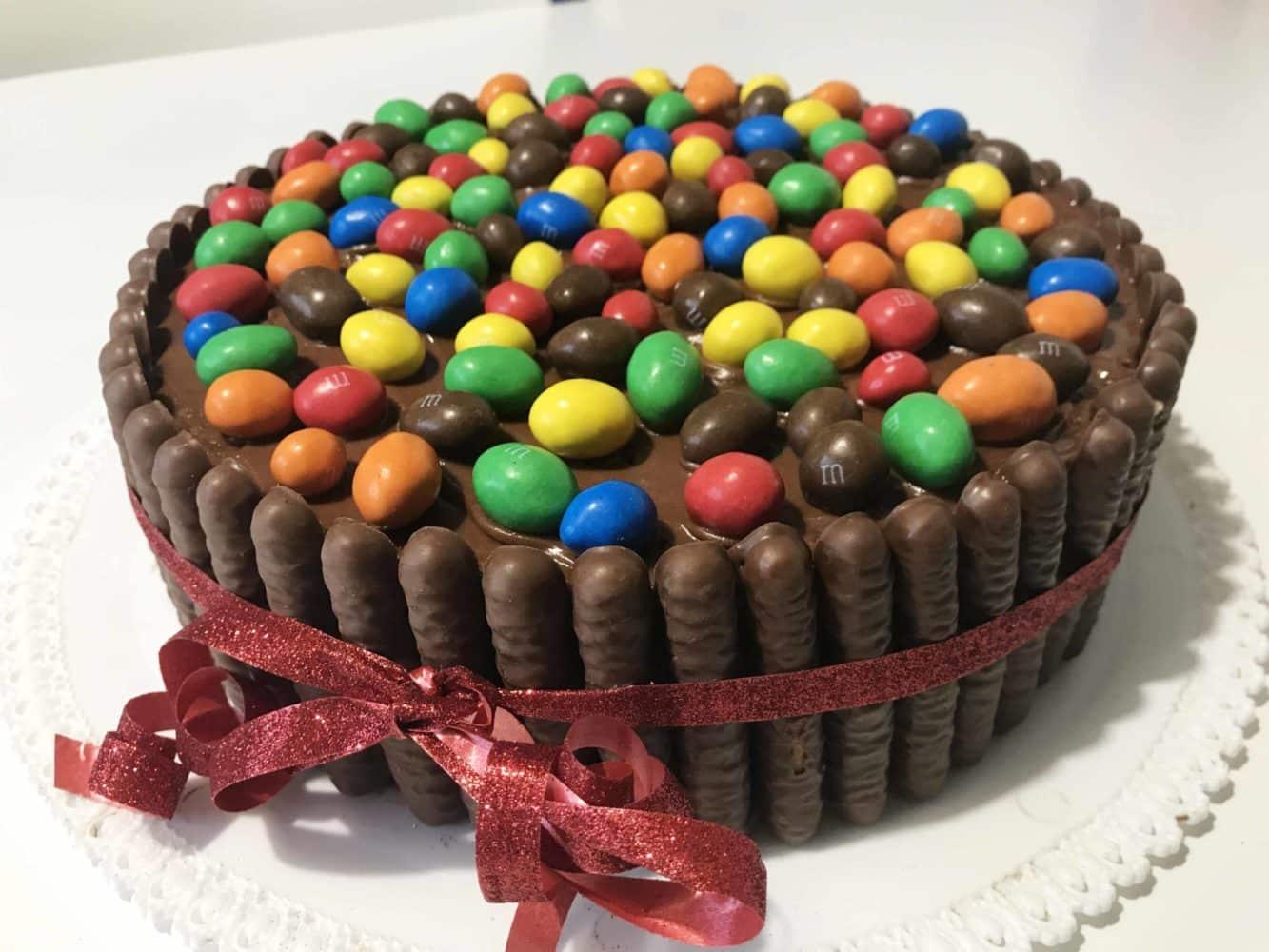 Torta Compleanno Bambini Fatta In Casa.Ricetta Torta Di Compleanno Facilissima Cucina Con Benedetta