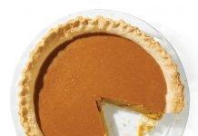 Crostata di zucca (pumpkin pie)