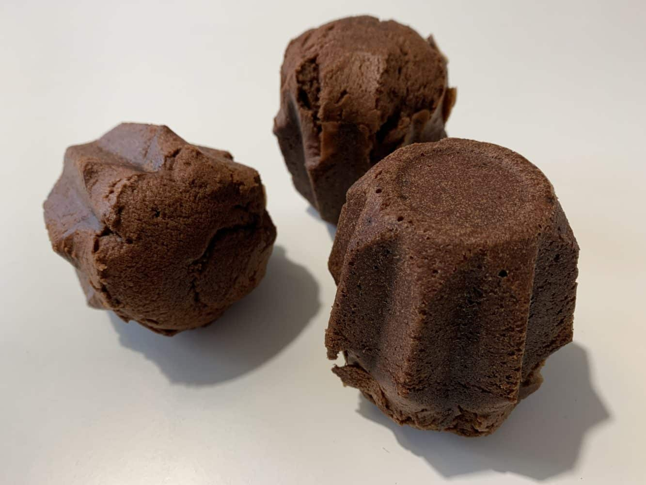 Fantasmini cacao e cannella