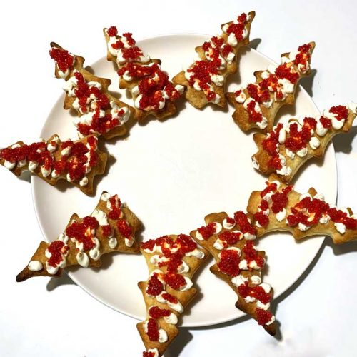 Crostini natalizi