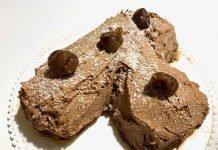 Tronchetto ai marron glacés
