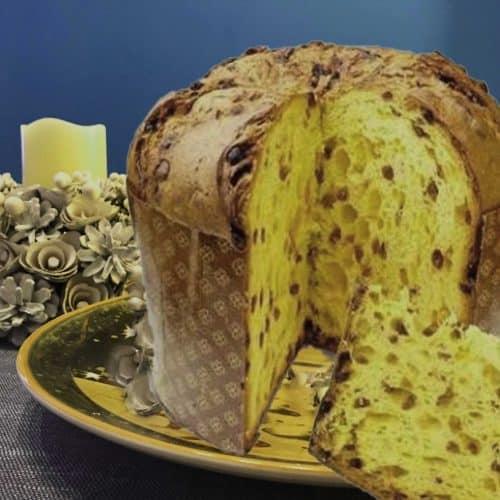 Ricetta Panettone.Ricetta Panettone Veloce Cucina Con Benedetta